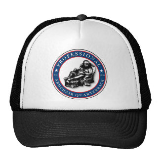 THE ARMCHAIR QB - Professional armchair Trucker Hat