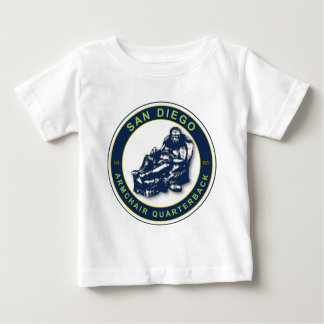THE ARMCHAIR QB - San Diego Baby T-Shirt