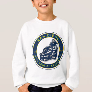 THE ARMCHAIR QB - San Diego Sweatshirt