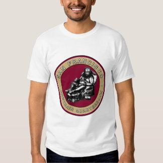 THE ARMCHAIR QB - San Francisco Tee Shirt