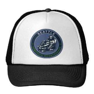 THE ARMCHAIR QB - Seattle Trucker Hat