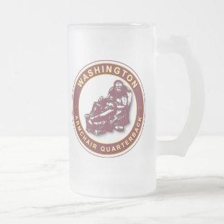 The Armchair QB Washington Football Mug