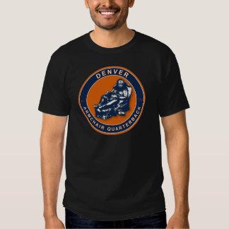 The Armchair Quarterback - Denver Football T-shirt