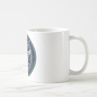 The Armchair Quarterback - Seattle Football Coffee Mug