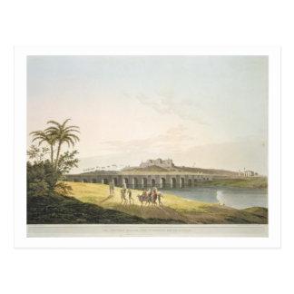 The Armenian Bridge, near St. Thomas's Mount, Madr Postcard