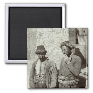 The Armenians 2 Inch Square Magnet
