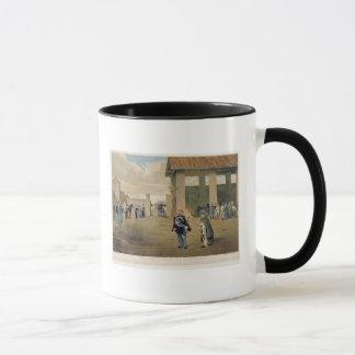 The Armistice of Vignale Mug