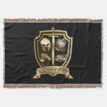 The Armor of God Christian Gospel Blanket