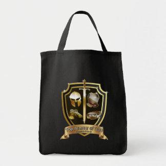 The Armor of God Christian Gospel Tote Bag