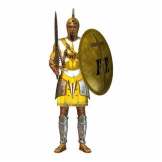 The Armor of God Cutout