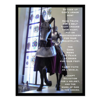 The Armor Of God (horse) Postcards