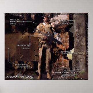The Armor of God - Modern Interpretation Poster