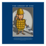 THE ARMOR OF GOD POSTERS