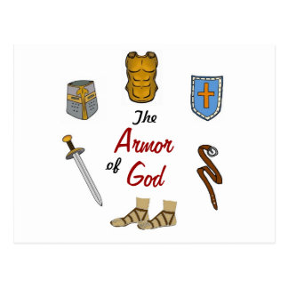The Armor of Postcard