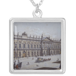 The Armoury, Berlin Silver Plated Necklace