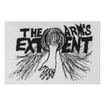 The Arm's Extent - Alternative Logo 2 Poster