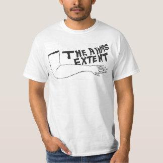 The Arm's Extent Logo 1 T-Shirt