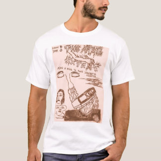 The Arm's Extent - Move Inanimate Objects T-shirt
