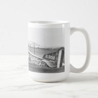 The Armstrong Whitworth F.K.8 was a British Classic White Coffee Mug