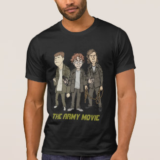 The Army Movie Shirt by Good Productions