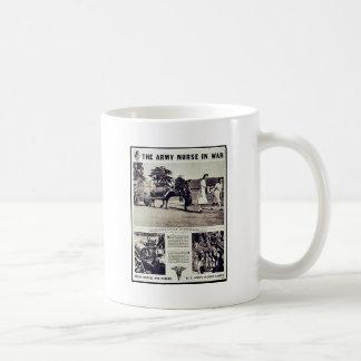 The Army Nurse In War Mug