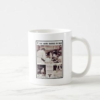 The Army Nurse In War Coffee Mug