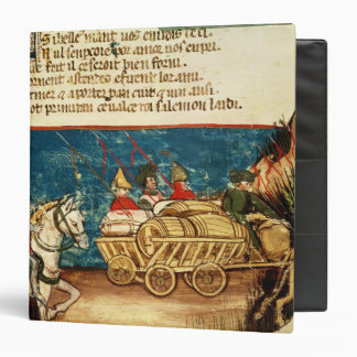 The Army of Charlemagne  and the Transportation Binder