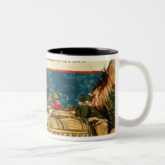 The Army of Charlemagne and the Transportation Coffee Mug