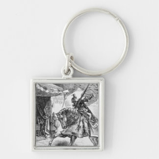 The Army of Ravens Keychain