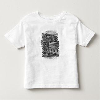 The army of Tadeusz Kosciuszko, 1794 Toddler T-shirt