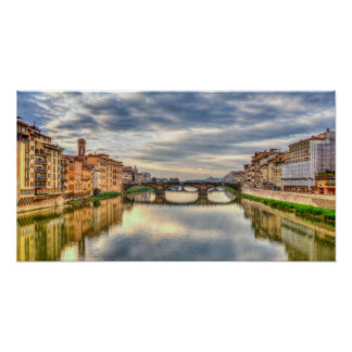 The Arno Poster - Matte Finish