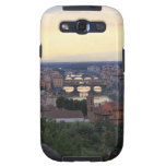 The Arno River and Ponte Vecchio in Florence, Galaxy SIII Case