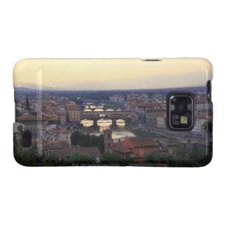 The Arno river and Ponte Vecchio in Florence, Galaxy S2 Cover