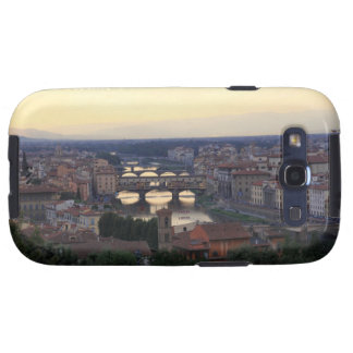 The Arno river and Ponte Vecchio in Florence, Samsung Galaxy S3 Cover