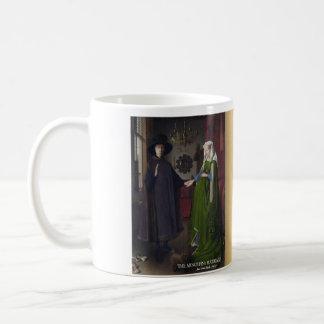 The Arnolfini Marriage Historical Mug