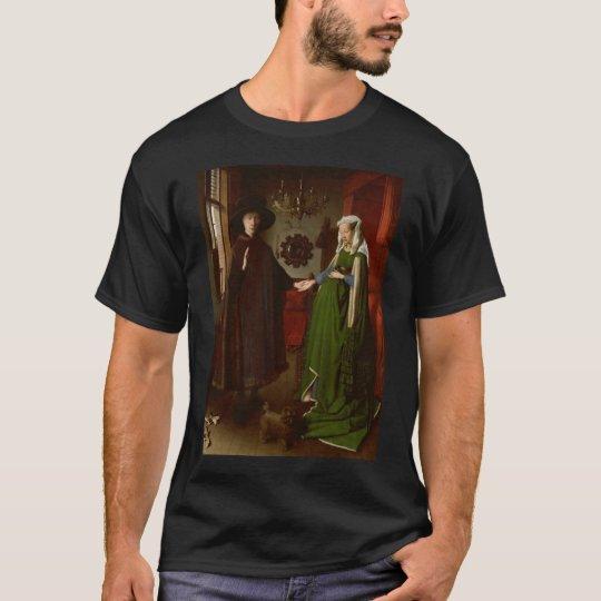 the arnolfini portrait  jan van eyck ca 1390 1441  T-Shirt