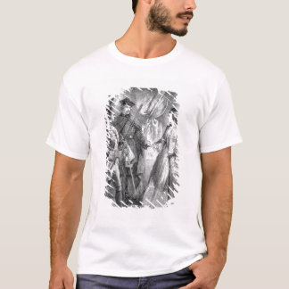 The Arrest of Caroline Matilda T-Shirt