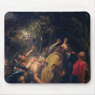 The Arrest of Christ in the Gardens, c.1628-30 Mouse Pad