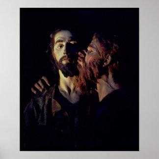 The Arrest of Christ Poster