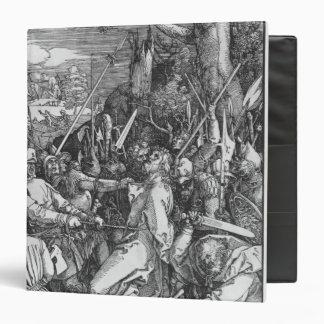 The Arrest of Jesus Christ, 1510 3 Ring Binder