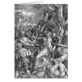 The Arrest of Jesus Christ, 1510 Card