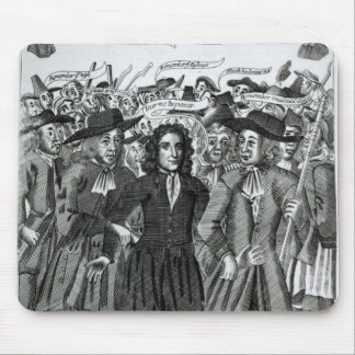 The Arrest of Judge Jeffreys  1689 Mouse Pad