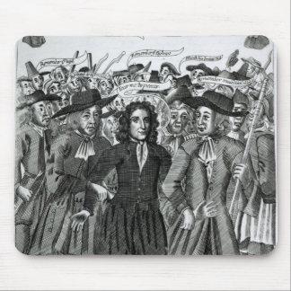 The Arrest of Judge Jeffreys  1689 Mouse Pad