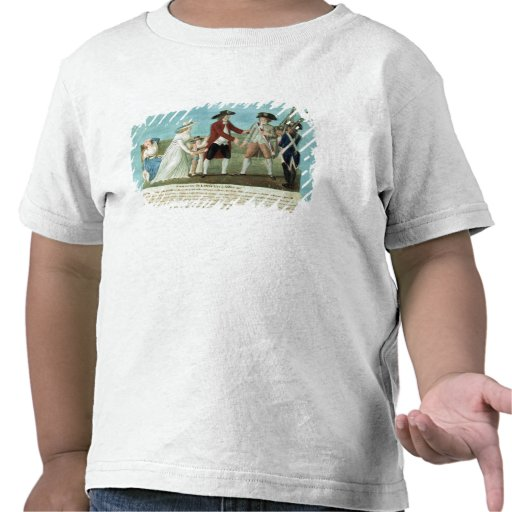 The Arrest of Louis XVI and his family Shirts