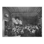 The Arrest of Louis XVI  at Varennes Postcard