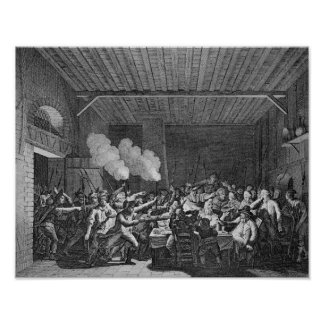 The Arrest of Louis XVI  at Varennes Poster