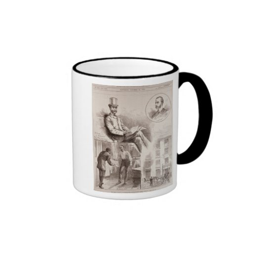 The Arrest of Mr. C.S. Parnell, MP Coffee Mugs