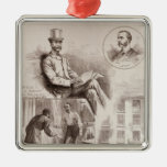 The Arrest of Mr. C.S. Parnell, MP Christmas Ornaments