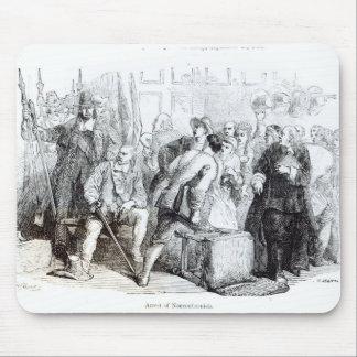 The Arrest of Nonconformists Mouse Pad