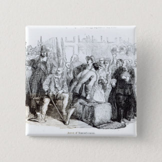 The Arrest of Nonconformists Pinback Button